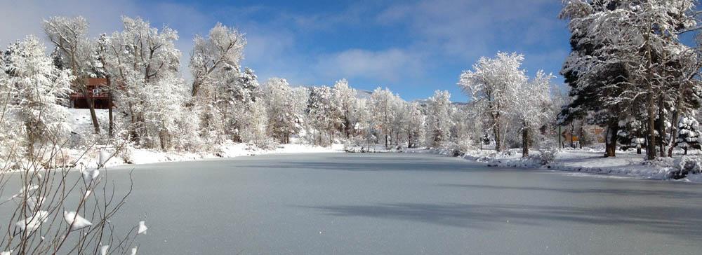 WinterPond